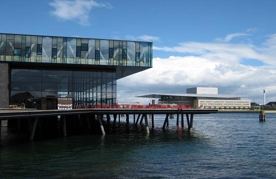 Copenhagen Theater and Opera House